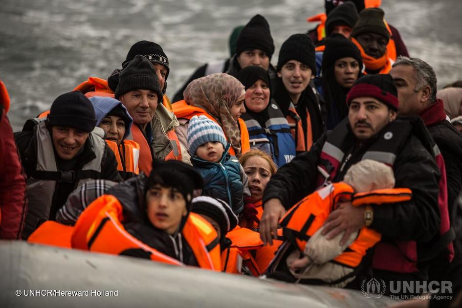 UNHCR/Hereward Holland