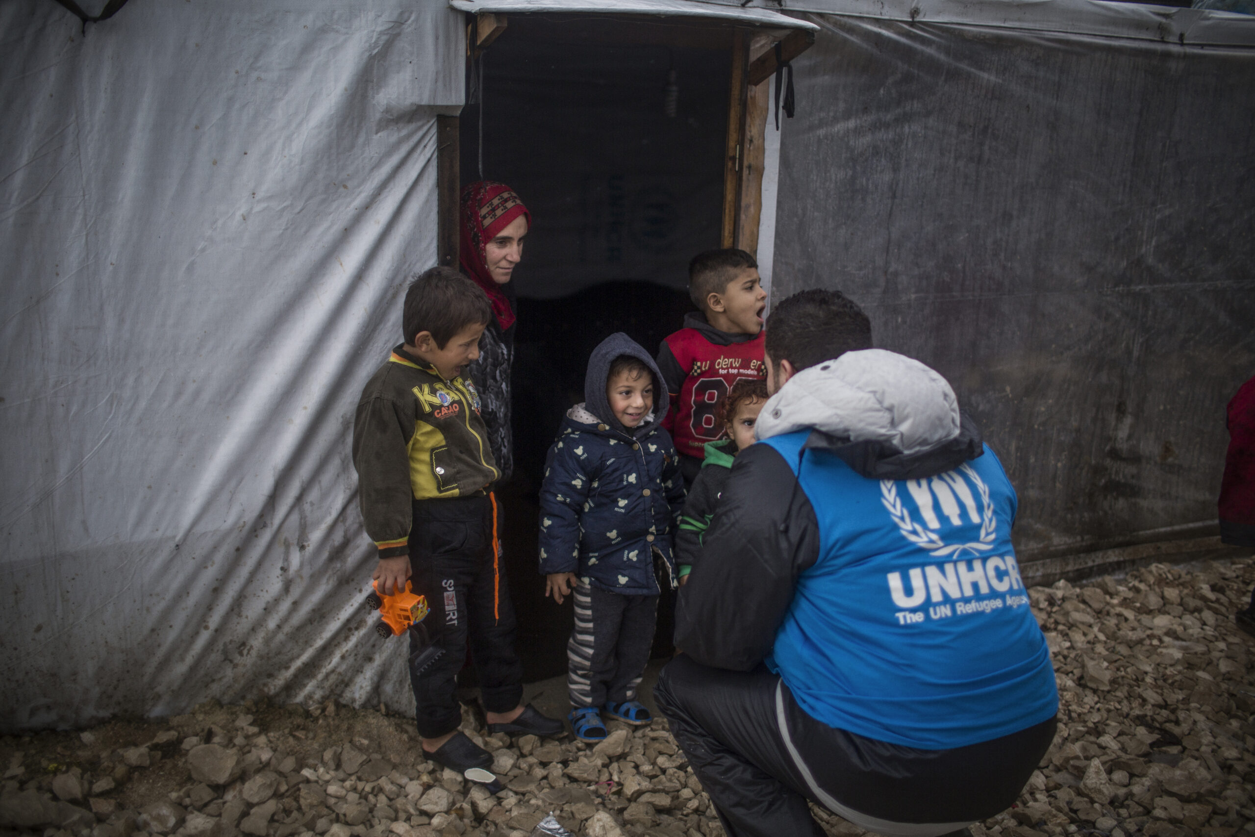 Lebanon. After Storm Norma, extreme winter weather affects Syrian refugees