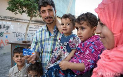 Meeting refugees' basic needs thanks to Cash Assistance in Greece