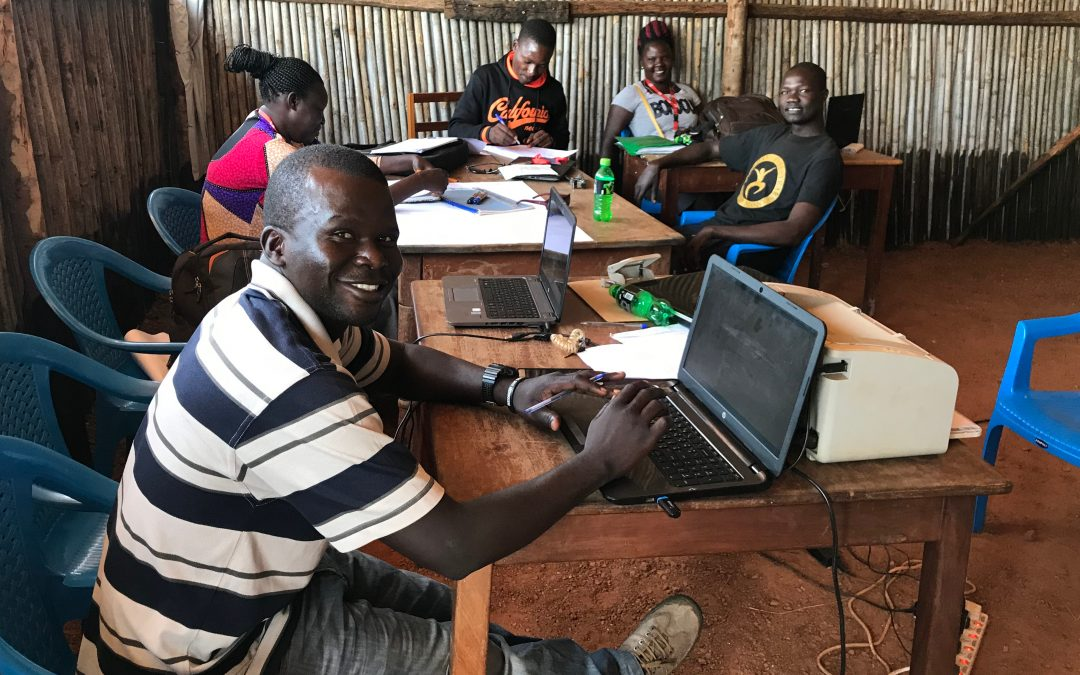 Sharing Internet in Uganda to Save and Protect Lives