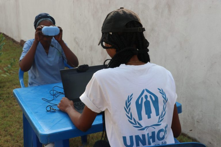 UNHCR renew its registration and identity management tools in Angola