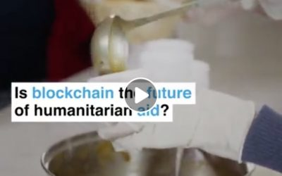 Beyond the Clip: Is Blockchain the Future of Humanitarian Aid?