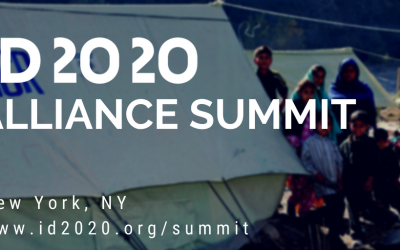 "Announcing the 2018 ID2020 Summit – Towards ""Good"" Digital Identity"
