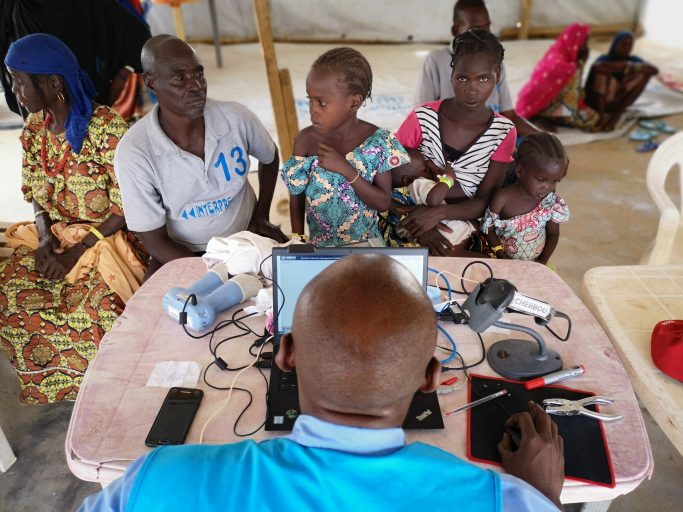 A new tool to facilitate registration and refugee case management in Cameroon
