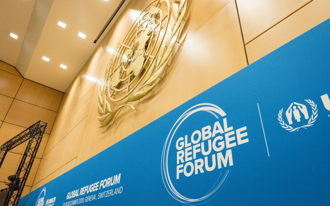 How digital identity can enable the Global Compact on Refugees
