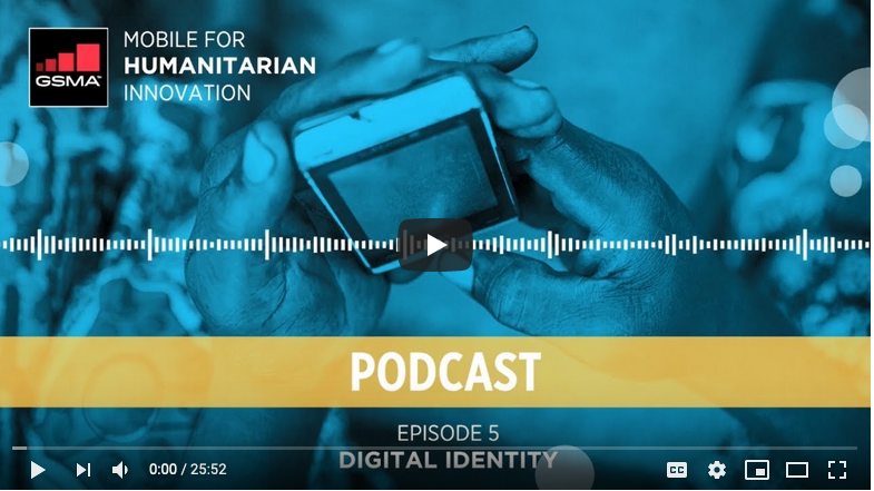 The importance of digital identity in humanitarian contexts