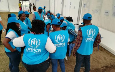 UNHCR launches new Guidance on Registration and Identity Management