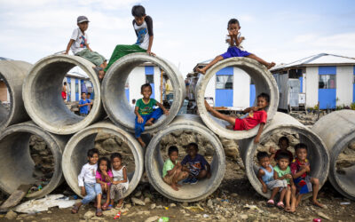 How can UNHCR further engage in Humanitarian Development cooperation?