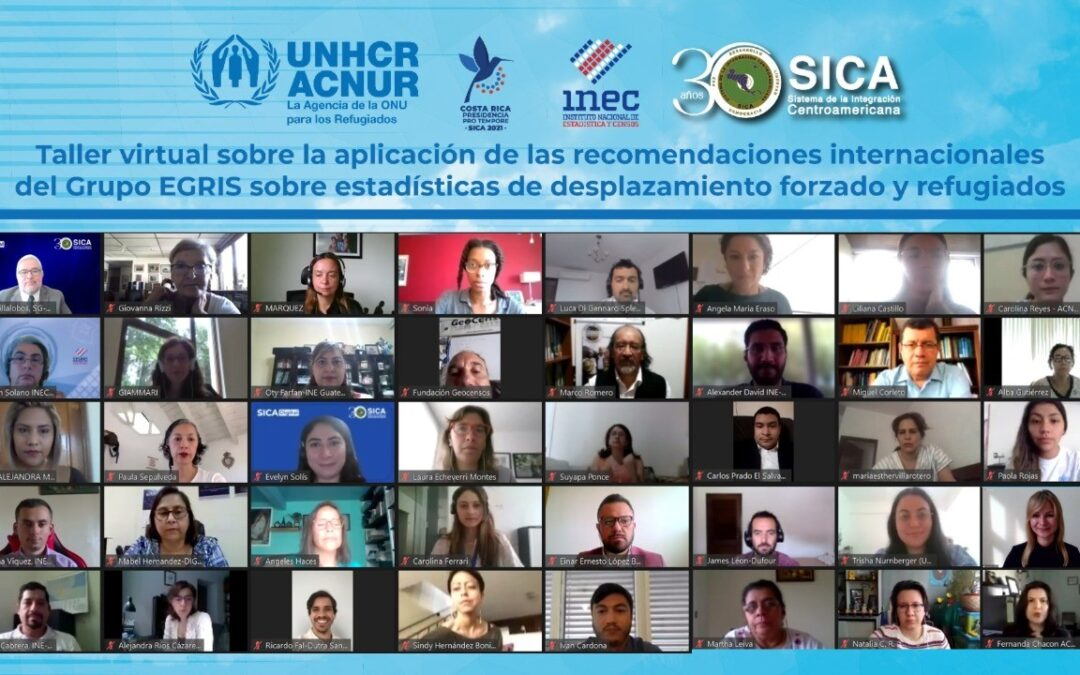 EGRIS International Recommendations: Dissemination in Central Americas