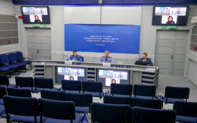 Everyone can make a difference. Press conference ahead of World Refugee Day took place in Minsk.