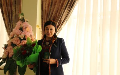 Turkmenistan continues to play a leading role in ending statelessness in Central Asia