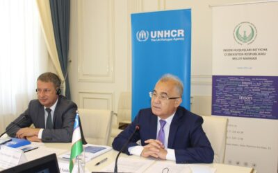 UN and UNHCR support Uzbekistan joining Refugee and Statelessness Conventions
