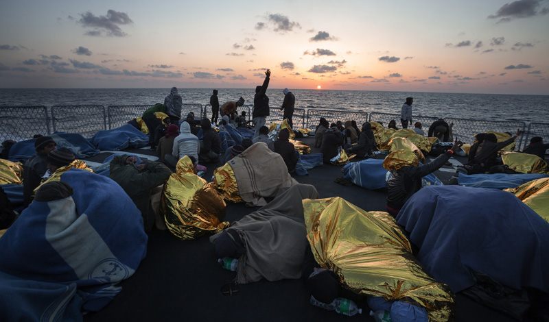 UNHCR – New Mediterranean boat tragedy may be biggest ever, urgent action is needed now