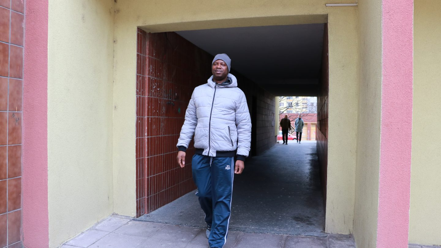 Slovakia. Ben Salam was born in Ivory Coast, but found himself stateless in Slovakia after being frauded into a non-existent job opportunity. He's now been struggleing to become a citizen of any country for 10 years.