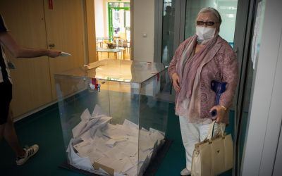 Stateless no longer, a Russian woman votes for first time in Poland
