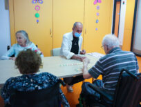 Iranian asylum seeker finds his calling in caring for the elderly