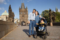 Honeymoon city becomes home for Syrian couple in Prague