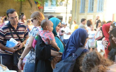 World Refugee Day 2017 Celebrations in Cyprus