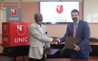 UNHCR and the University of Nicosia enter a partnership agreement