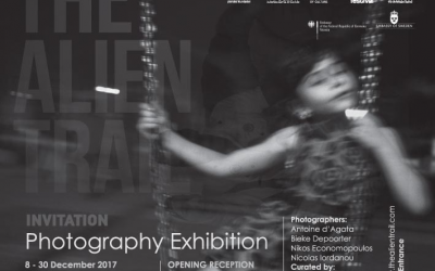 Photography Exhibition | THE ALIEN TRAIL | Making an obscure part of our society visible