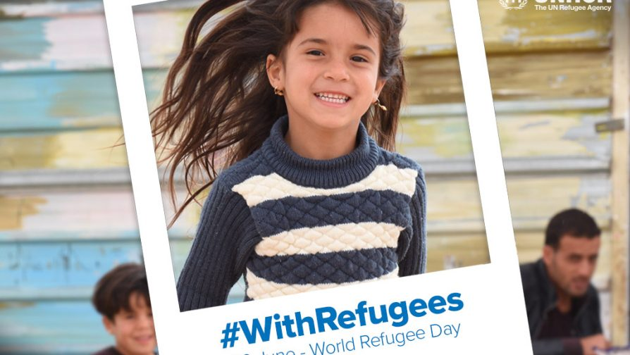 World Refugee Day 2018: Join us in Solidarity and Stand #WithRefugees