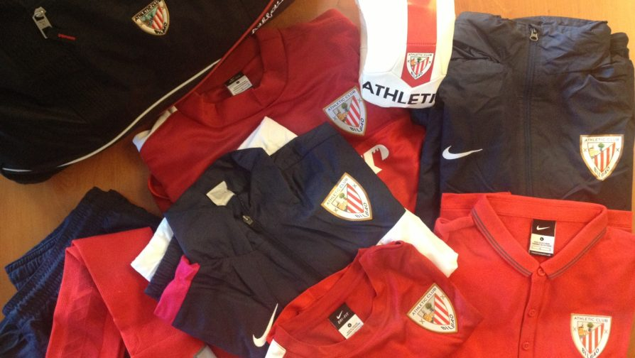 UNHCR is thankful to Athletic Club Bilbao for its donation to refugees in Cyprus