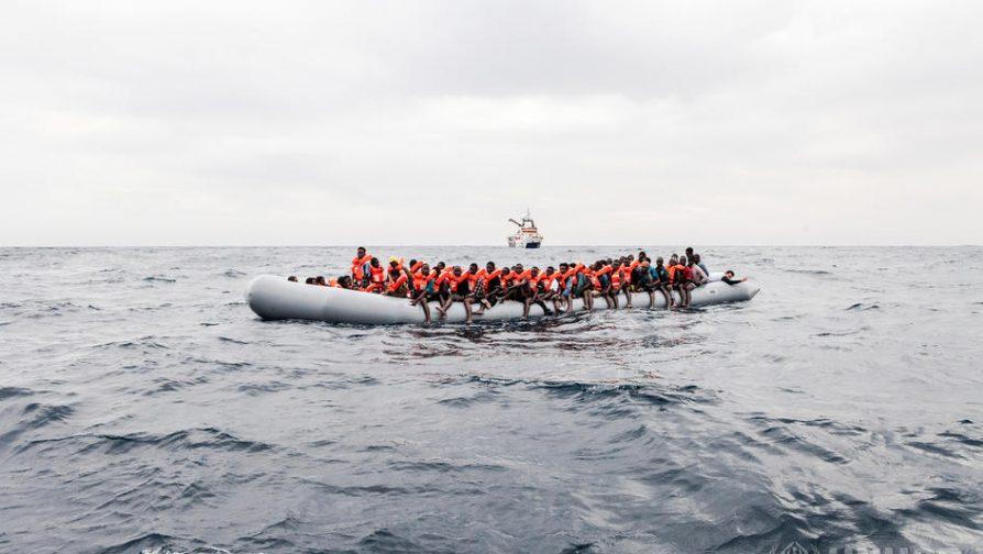 UNHCR welcomes end to latest Mediterranean standoff, but says predictable approach to rescue still urgently needed