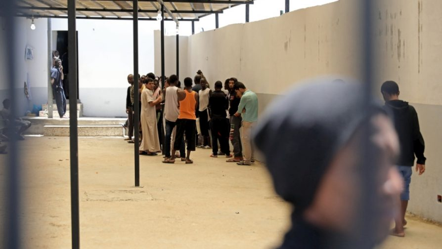 Refugee and migrant flows through Libya on the rise – report