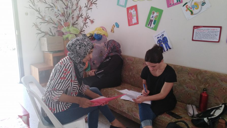 Refugees in Pafos entirely reliant on charity groups and community support to cover all their needs