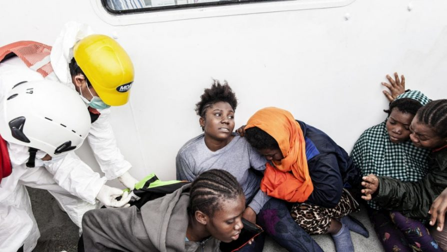 UNHCR appeals for urgent action as new Mediterranean mid-winter deaths reported