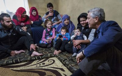 Donors pledge more than US$7 billion to meet needs of displaced Syrians