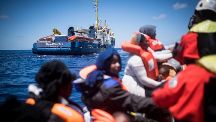 UNHCR urges Italy to reconsider proposed decree affecting rescue at sea in the Central Mediterranean