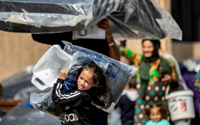 UNHCR increases aid in north-east Syria