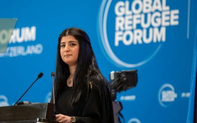Global Refugee Forum pledges collective action for better refugee inclusion, education, jobs