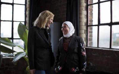 Cate Blanchett and Ben Stiller among stars joining UNHCR's campaign for solidarity with refugees