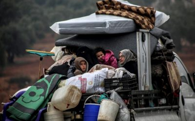 Newly displaced in Syria in urgent need of protection, shelter
