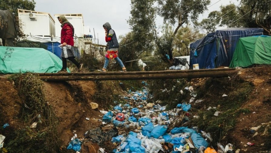 UNHCR calls for decisive action to end alarming conditions on Aegean islands