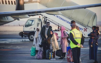 IOM, UNHCR announce temporary suspension of resettlement travel for refugees