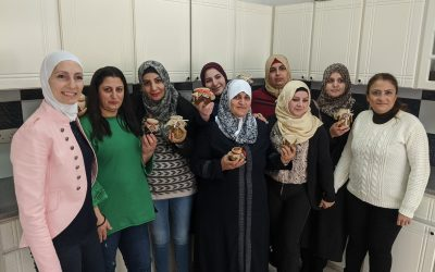 Volunteer women form the ticking heart of the Paphos refugee support community