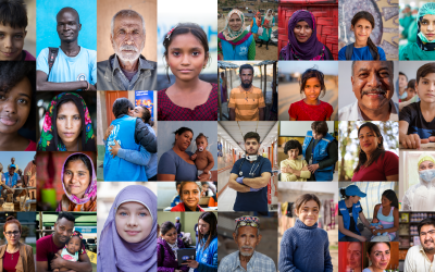 World Refugee Day 2020 // Everyone Can Make a Difference. Every Action Counts