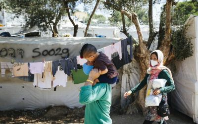 UNHCR's Assistant High Commissioners visit Greece, discuss refugee protection challenges and urge more support
