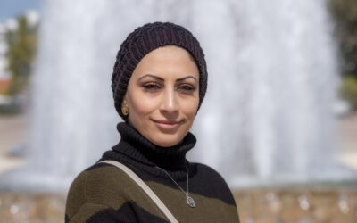 Meet Widad, a Palestinian from Gaza strip, and her journey oflife