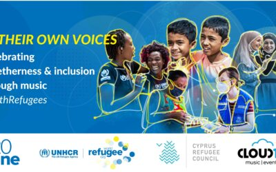 In their own voices: Celebrating togetherness and inclusion through music #WithRefugees