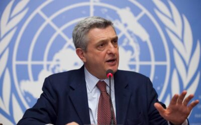 High Commissioner's Op-Ed – 70th Anniversary of the 1951 Refugee Convention