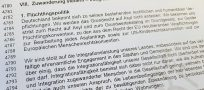 UNHCR-Statement zu Koalitionsvereinbarung