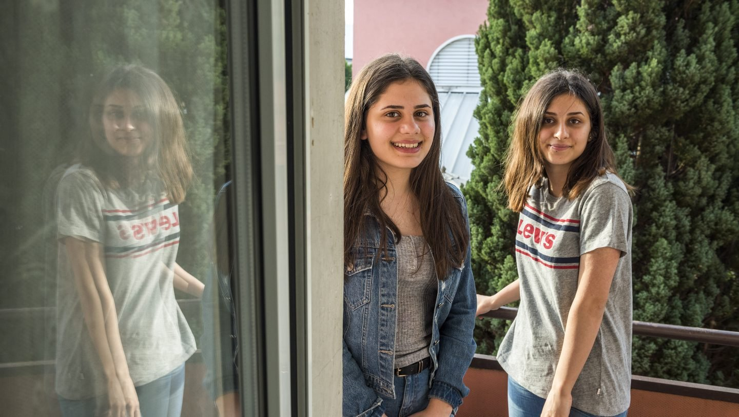 Liechtenstein. Speedy integration in resettlement program, by Syrian teenagers