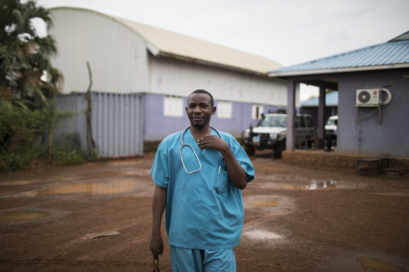 South Sudan. South Sudanese surgeon named as UNHCR's 2018 Nansen Refugee Award winner Winner provides life-line to more than 200,000 people, including 144,000 refugees