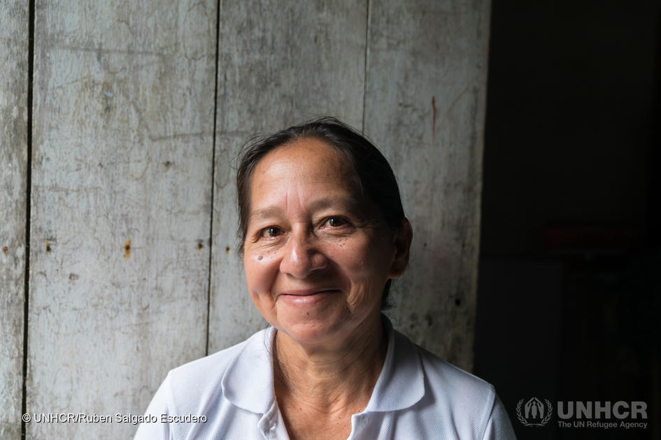 Colombia. Displaced community wins rights to land