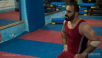 Syrian wrestling star grapples with new challenge in Egypt
