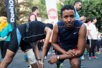 Once his only option, running is now Somali refugee's passion